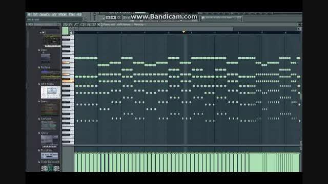 آهنگ فوق العاده  احساسی و زیبا     Fl Studio11