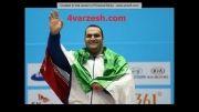 بهداد سلیمی مرد طلایی ایران و قویترین مرد جهان