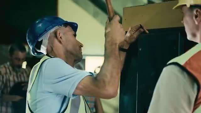 ویدیو تبلیغاتی سونی برای تبلت Xperia Z4