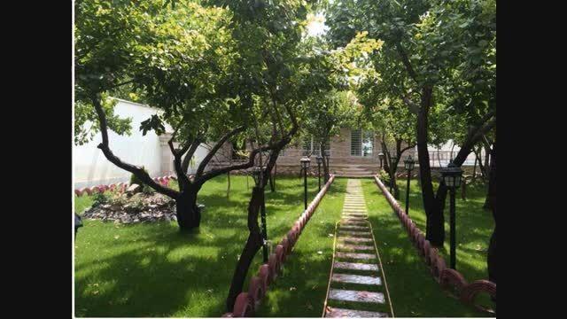 فروش 1000 متر باغ ویلا شیک در شهریارکد:188