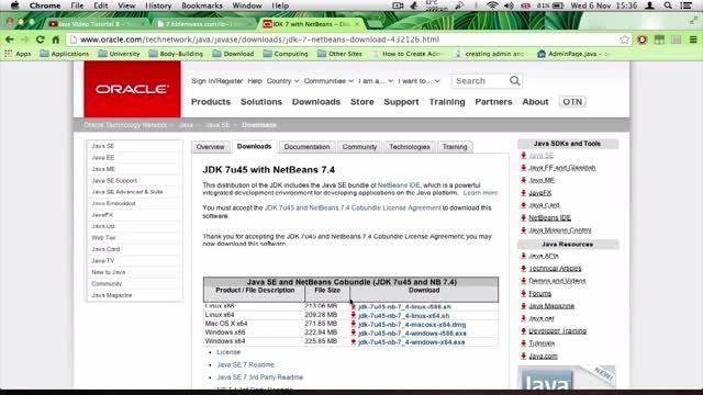 (آموزش جاوای مقدماتی)۱- معرفی Netbeans و جاوا Java