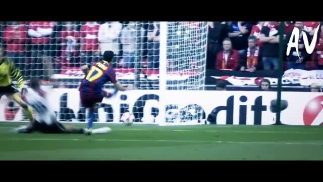 10 گل برتر پدرو رودریگز در بارسلونا (2015-2008)