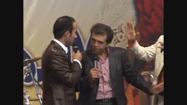 طنز و شوخی های خنده دار و باحال حسن ریوندی و امیر افشار