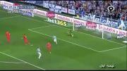 خلاصه بازی مالاگا 0-0 بارسلونا