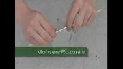 آموزش ساخت موشک با کبریت