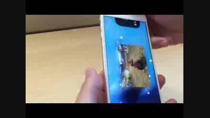 حضور آیفون 6 اس در فروشگاه اپل و نحوه کارکرد 3D Touch