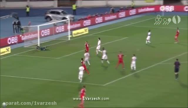 اتریش 1-2 سوئیس