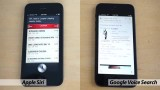 مقایسه جستجوی صوتی گوگل با سیری در iOS
