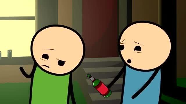 انیمیشن های کوتاه و خنده دار