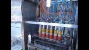 دستگاه پرکن مایعات(پرکن وایتکس) 09123614319