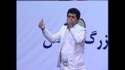 تقلید صدای آهنگ ناری ناری علیرضا روزگار، سیروس حسینی فر