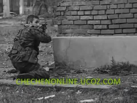 قفقازی های نیروی ویژه ارتش روسیه