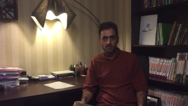 تحلیل آزمون ادبیات قلمچی ٨ آبان٩٤توسط استاد عبدالمحمدی