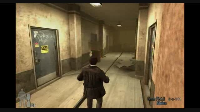 Max Payne 2:The Fall Of Max Payne Part II Chapter 3
