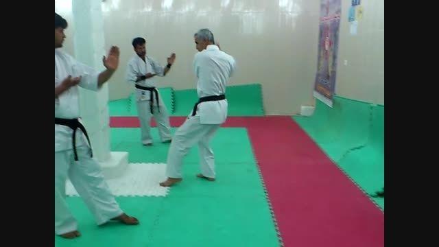 بنیانگذار کاراته کاشمر (استاد محمد یاری )(حاجتی )