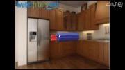 نحوه تعویض و نصب فیلتر یخچال ویرپول W10295370A