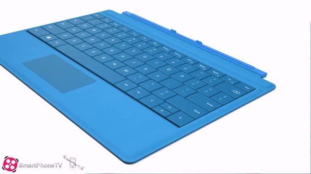 surface 3 ؛ تیزر تبلت ویندوزی سرفیس 3 مایکروسافت