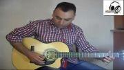 درس ششم آموزش گیتار پیک استایل