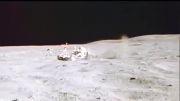 ماشین سواری فضانوردان آپولو روی ماه
