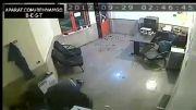 سرقت وحشیانه در تهران!!