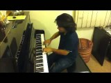 پیانو استاد سامان احتشامی