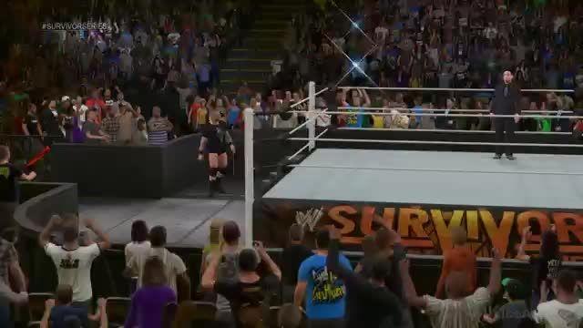 گیم پلی WWE 2K15