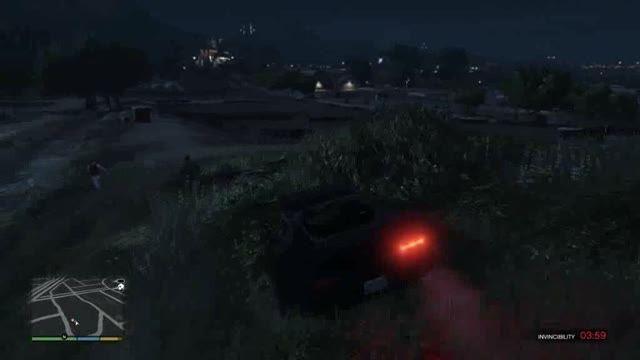 فراری دادن یه دزد از دست پلیس تو  V