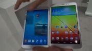 LG G Pad 8.3 VS Samsung Galaxy Tab 3 8.0