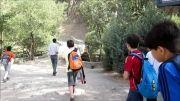 اردوی پایه پنجم و ششم دارآباد دبستان سلام یاسین