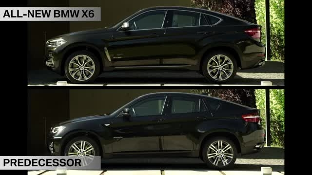 The all-new BMW X6: All you need to know