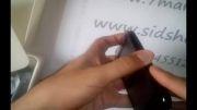 گوشی اصلی htc vigro یا ریزاند دوهسته ای و16 گیگ ودوربین 8