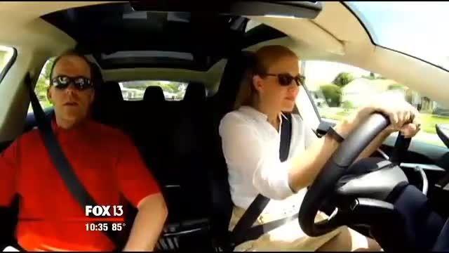 تست و بررسی تسلا مدل اس ۷۰ دی – ۲۰۱۵ Tesla Model S 70D