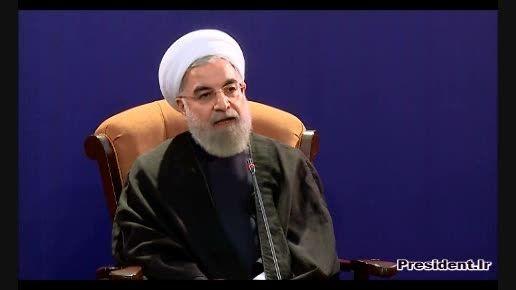 نشست خبری دکتر روحانی در سنندج