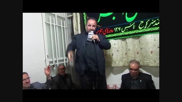 مداحی حاج فرزاد فرهادی در محمدشهر کرج