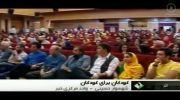 همایش حمایت از غزه و کمپین با حضور عموپورنگ
