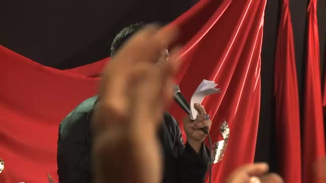 شب 9- تک(به شاه وفا میر دلدار٬ای جانم)حاج محمود کریمی