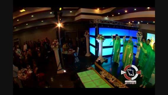 ایرانمجری:اجرای زنده سرود ملی با گروه سرود ناشنوایان