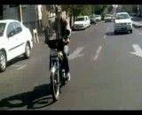 تک چرخ موتور