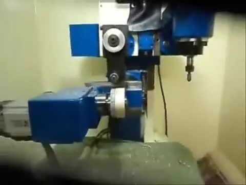 تولید و شکل دهی النگو و جواهر با دستگاه سی ان سی