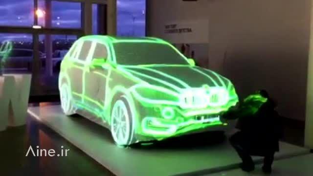 تبلیغ خلاق BMW