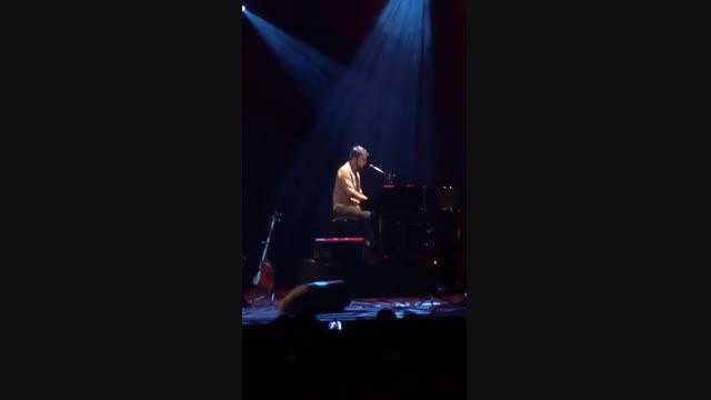 سامی یوسف- اجرای ترانه بسویم آمدی در کنسرت انشده2015