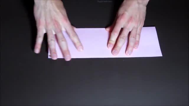 ساخت یک موشک تند و تیز با کاغذ