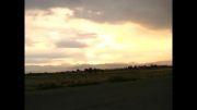 طلوع خورشید در جلالیه