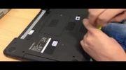 آموزش تعمیر لپ تاپ اصفهان (باز کردن لپ تاپ)