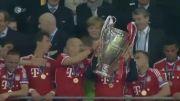 فینال بایرن مونیخ - دورتموند لیگ قهرمانان اروپا 2013