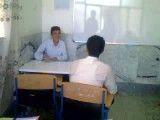آواز خوانی در سر کلاس