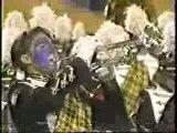 نواختن موزیک شجاع دل فیلمی از مل گیبسون در روز استقلال اسکاتلند