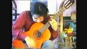 اجرای آهنگ Asturias  توسط استاد ناصر رسا
