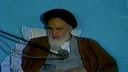 توصیه امام خمینی (ره) به علما و روحانیون