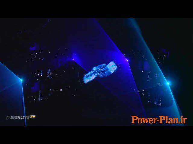 کلیپ 3-رقص نور جالب لیزری هماهنگ با موزیک